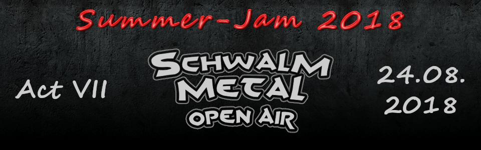 Schwalm-Metal - Das Open Air Festival in der Schwalm